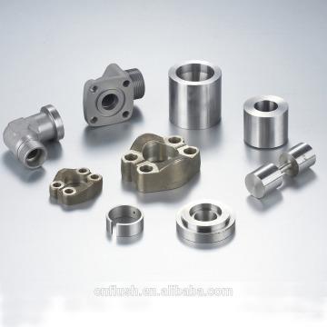 Piezas de fundición y mecanizado de acero al carbono