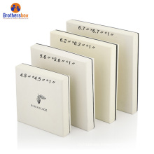 China Factory Direct Custom Size Lid and Bottom Chocolate Packaging Gift Box