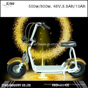 800W Citycoco / Seev / Woqu 2 rueda de equilibrio auto Scooter eléctrico