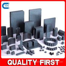 Fabricado en China Fabricante y fábrica $ Proveedor Material magnético de ferrita de alta calidad