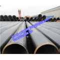 Pipa LSAW API 5L X56 bevel end pipe
