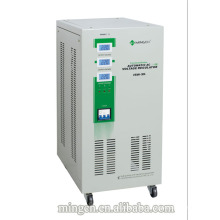 Personalizado Jsw-3k Tres fases de la serie Precisa purificar el regulador de voltaje / Estabilizador