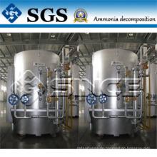 NH3 Zersetzungs-Gasanlagen für Wärmebehandlungsofen