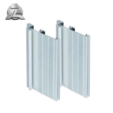 6063 t5 anodized extruded aluminum door threshold profile