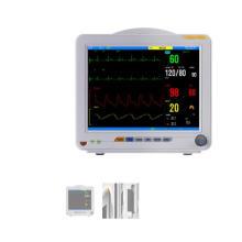 Monitor de paciente portátil de 15 polegadas