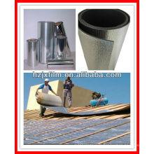 Metallisches PET-Folien-Laminat PE