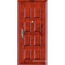 Puerta de acero exterior estándar (WX-S-159)