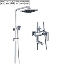 Popular sales universal brass shower set