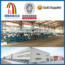 EPS Color Steel Sandwich Panels Roll Forming Machine sandwich panel machine