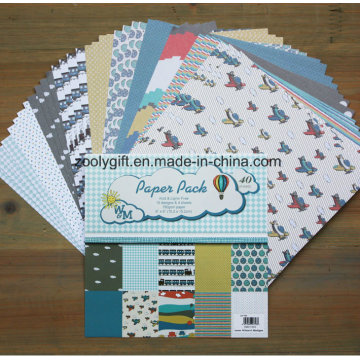 "DIY Scrapbooking 6X6 ""Patterned Papier Pack Handgefertigte Cartoon Scrapbook Papier"