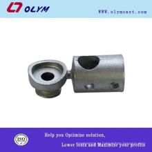 ISO сертифицированные OEM архитектурные детали легированная сталь литье