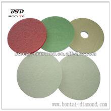 diamond fiber pad