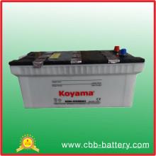 Poder super da bateria de carro 12V200ah do poder que começa a bateria