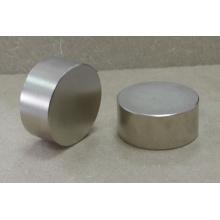 Imán de cilindro Neodimio permanente Boro de hierro