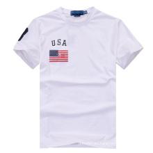 Camiseta de encargo más barata de la buena calidad de Hotsell