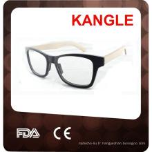 lunettes de soleil de haute qualité en bois