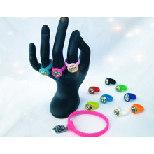 Eo-Friendly Food Grade Silicone Rubber O Ring