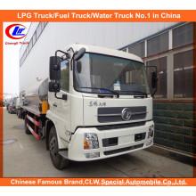Dongfeng Tianjin 4*2 190HP Asphalt Distributor Truck