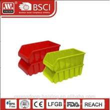 Plasitc outil empilable basket(2pcs)