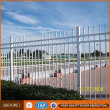 Anping Decortative Powder Coated Fence Steel Panel