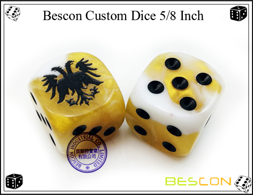 Bescon Custom Dice 16MM