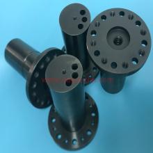 La rotation dure de précision meurent l'axe en acier de pièces mécaniques