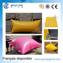 in Stock 1000*2000mm Reparable Block Air Pushing Bag