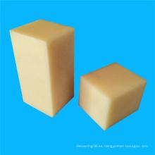Piezas de procesamiento CNC Hoja de ABS beige