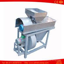 Máquina seca do descascador da casca da pele do amendoim do método 200kg