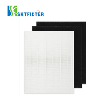 Air Filter Activated Charcoal Filter Home Air Purifier Hepa Filters Replacement for Coway AP-1512 Air Purifiers