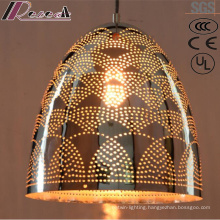 Modern Individuality Hollow Iron Pendant Lighting with Dining Room
