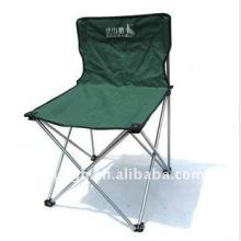 cadeira de praia de tecido portátil e cadeira de camping