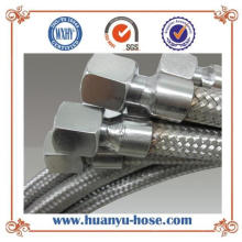 High Pressure Flexible Metal Hose with Equal Shape Connection