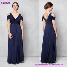 Elegantes und elegantes Design Apricot Graceful Charming Abendkleid