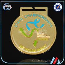 Médailles de kickboxing médailles de boxe