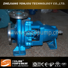 Ih Single-Suction Centrifugal Clean Water Pump/ Stainless Steel Material Centrifugal Pump