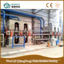 MDF-Schleifmaschine / HPL-Schleifmaschine / Spanplattenschleifmaschine