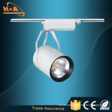 Latest 24W/28W/30W White Black White COB LED Track Lighting