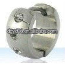 (WS895) Mode Hommes en acier inoxydable 316L Double Boucles d'oreilles