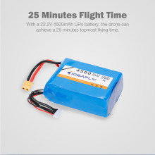 4500mah Lipo Battery For Fishing Drone