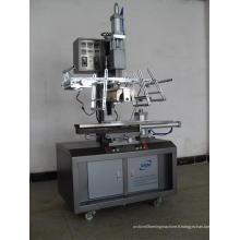 Machine de transfert de chaleur de plat/rond Pneuamtic