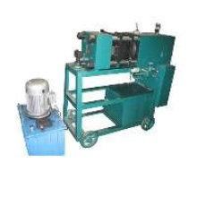 Machine de forgeage à froid d'extrémité de Rebar
