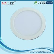 CE Rohs привели потолочные панели 18w супер тонкие светодиодные светильники