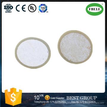 Sensor piezoelétrico piezoelétrico Piezo eletrônico 10mm Piezo