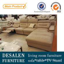 New Genuine Leather Recliner Sofa for Living Room (A56)