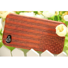 Ziemlich Red Wood Mobile Cover