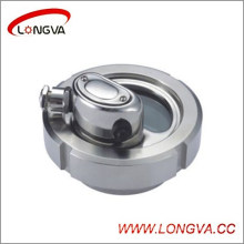 Wenzhou Sanitary Stainless Steel Sight Glass with Light