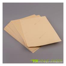Water-Based Matte Silver Pet Paper