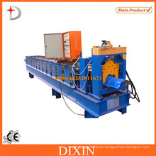 Ridge Capping Roll Forming Machine 2014