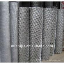 Maille métallique élargie (fabricant et exportateur)
